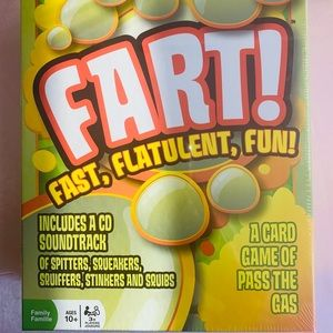Quarantine fun with the game of FART! 💨